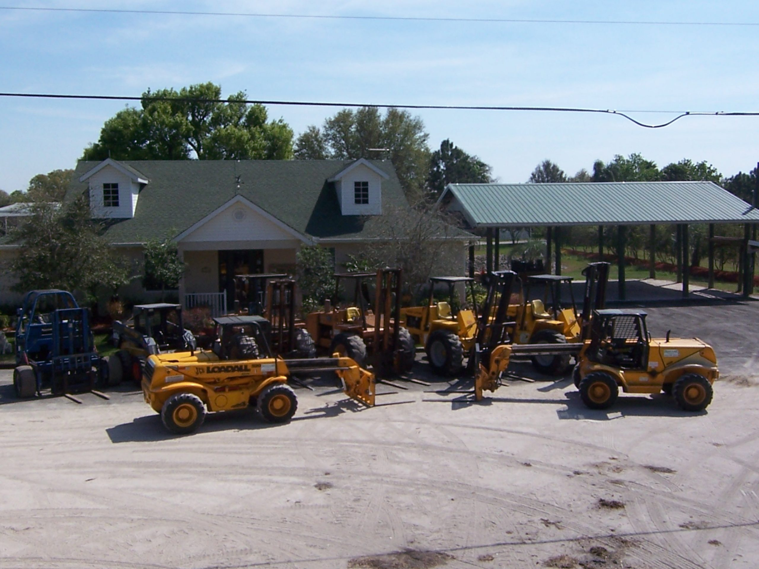 Group Equip Forklifts